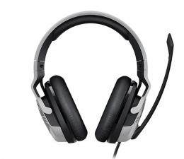 Słuchawki przewodowe Roccat KHAN AIMO - 7.1 High Resolution RGB Gaming (Białe)