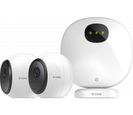 Kamera IP D-Link DCS-2802KT‑EU FullHD IR (2szt. + stacja alarm)