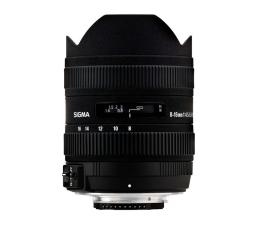 Obiektyw zmiennoogniskowy Sigma 8-16mm f4.5-5.6 DC HSM Rybie Oko Pentax