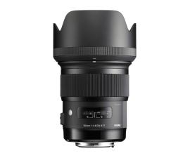 Obiektywy stałoogniskowy Sigma A 50mm f1.4 Art DG HSM Sony