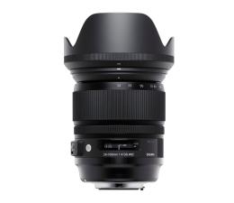 Obiektyw zmiennoogniskowy Sigma A 24-105mm f4 Art DG OS HSM Sony