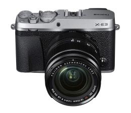 Bezlusterkowiec Fujifilm X-E3 18-55mm f2.8-4 OIS srebrny