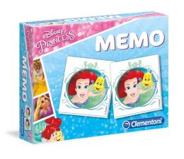 Gra dla małych dzieci Clementoni Disney Memo Księżniczki