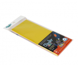 Zabawka plastyczna / kreatywna TM Toys 3Doodler wkład jednokolorowy żółty DODECO04