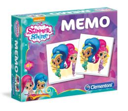 Gra dla małych dzieci Clementoni Memo Shimmer i Shine