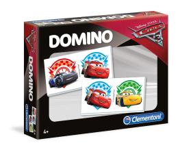 Gra dla małych dzieci Clementoni Disney Domino Cars