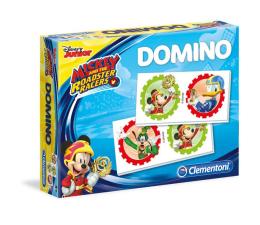 Gra dla małych dzieci Clementoni Disney Domino Miki i Raźni Rajdowcy