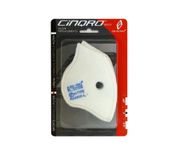 Maska antysmogowa Respro Cinqro Sport Filter Pack L