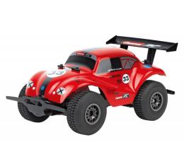Zabawka zdalnie sterowana Carrera VW Beetle czerwony