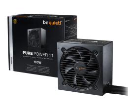 Zasilacz do komputera be quiet! Pure Power 11 700W 80 Plus Gold