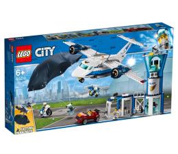 Klocki LEGO® LEGO City Baza policji powietrznej