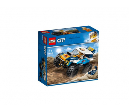 Klocki LEGO® LEGO City Pustynna wyścigówka