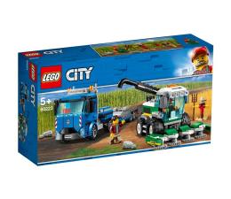 Klocki LEGO® LEGO City Transporter kombajnu