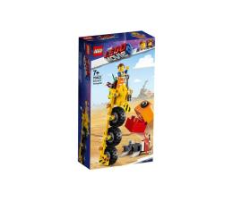 Klocki LEGO® LEGO Movie Trójkołowiec Emmeta