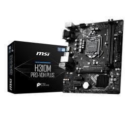 Płyta główna Socket 1151 MSI H310M PRO-VDH PLUS