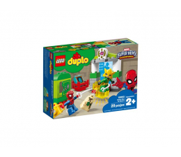 Klocki LEGO® LEGO DUPLO Spider-Man vs. Electro