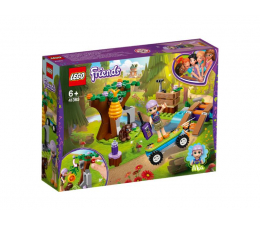 Klocki LEGO® LEGO Friends Leśna przygoda Mii
