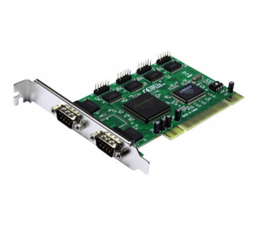 Kontroler Unitek PCI Kontroler 6x RS-232