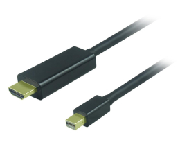 Kabel DisplayPort Unitek Kabel mini DisplayPort - HDMI  1,8m