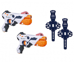 Zabawka militarna NERF Laser Ops Alphapoint Two Pack na podczerwień