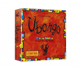 Gra planszowa / logiczna Egmont Ubongo