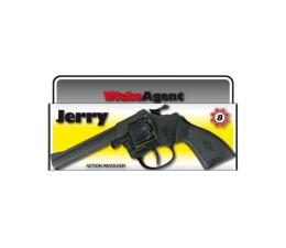 Zabawka militarna Sohni-Wicke Agent Rewolwer Jerry, 8 strzałów