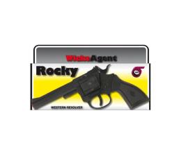 Zabawka militarna Sohni-Wicke Agent Rewolwer Rocky, 100 strzałów