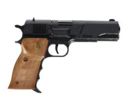 Zabawka militarna Sohni-Wicke Agent Pistolet Power Man, 8 strzałów