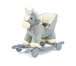 Leżaczek / bujaczek MILLY MALLY Koń na biegunach Polly szary