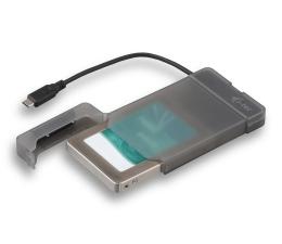 """Obudowa dysku i-tec Obudowa do dysku 2.5"""" MySafe (USB-C, czarny)"""