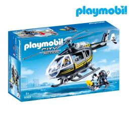 Klocki PLAYMOBIL ® PLAYMOBIL Helikopter jednostki specjalnej
