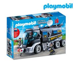 Klocki PLAYMOBIL ® PLAYMOBIL Pojazd jednostki specjalnej ze światłem i dźwięk