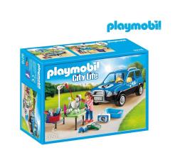 Klocki PLAYMOBIL ® PLAYMOBIL Mobilny salon dla psów