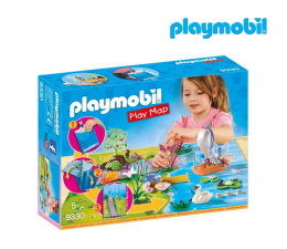 Klocki PLAYMOBIL ® PLAYMOBIL Play Map Kraina wróżek