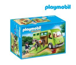 Klocki PLAYMOBIL ® PLAYMOBIL Pojazd do przewozu koni