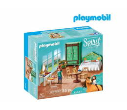 Klocki PLAYMOBIL ® PLAYMOBIL Sypialnia Lucky