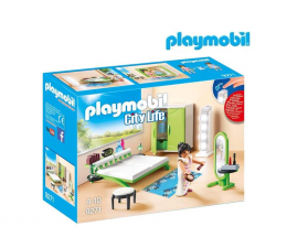 Klocki PLAYMOBIL ® PLAYMOBIL Sypialnia