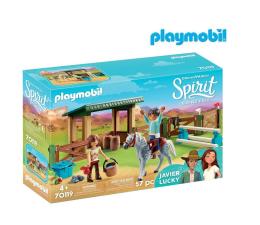 Klocki PLAYMOBIL ® PLAYMOBIL Wybieg z Lucky i Javier