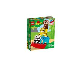 Klocki LEGO® LEGO DUPLO Moje pierwsze zwierzątka na równoważni