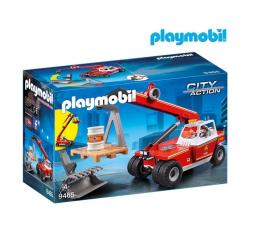 Klocki PLAYMOBIL ® PLAYMOBIL Podnośnik strażacki