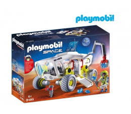 Klocki PLAYMOBIL ® PLAYMOBIL Pojazd badawczy na Marsie