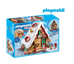 Klocki PLAYMOBIL ® PLAYMOBIL Świąteczna piekarnia z foremkami na ciasteczka