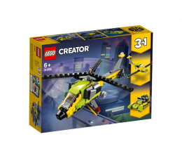 Klocki LEGO® LEGO Creator Przygoda z helikopterem