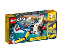 Klocki LEGO® LEGO Creator Samolot wyścigowy
