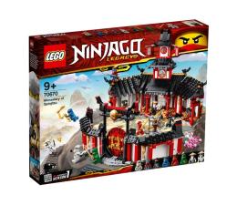 Klocki LEGO® LEGO Ninjago Klasztor Spinjitzu
