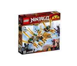 Klocki LEGO® LEGO Ninjago Złoty Smok