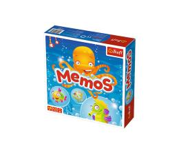 Gra dla małych dzieci Trefl Memos ilustrowane