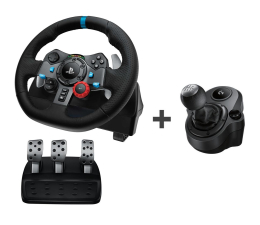 Kierownica Logitech G29 PS4/PC + Driving Force Shifter