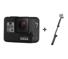 Kamera sportowa GoPro Hero7 Black + 3-Way