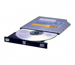 Napęd DVD Lite-On  DU-8A6SH Slim Sata 9,5mm Czarny OEM